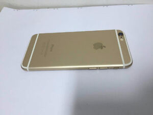 Iphone 6 (Gold) Very good condition 16G.