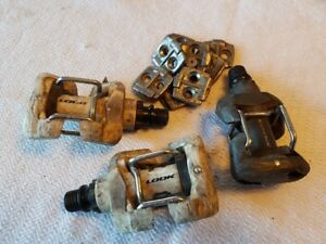 Look Mountain Bike Pedals with one extra!