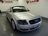 Audi TT Roadster 1.8 225BHP Convertible Quattro - NEW CLUTCH/FLY WHEEL/BELTS