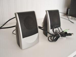 SMALL GATEWAY SPEAKERS EMC2.0 - USB - DIAMOND AUDIO TECHNOLOGY