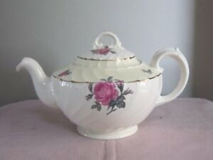 "BURGESS & LEIGH ""ROSELEIGH""  CHINA FOR SALE!"