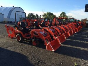 KUBOTA BX SERIES TRACTORS-HUGE SALE!!! 0% FOR 84 MONTHS Kingston Kingston Area image 1