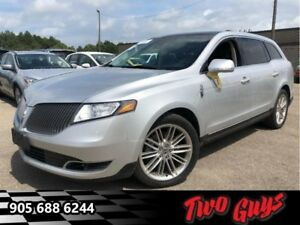 2014 Lincoln MKT EcoBoost AWD  -  - Leather Seats