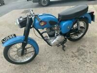 1967 BSA C15 250cc NICE BIKE