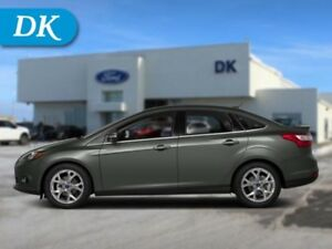 2014 Ford Focus SE Sedan w/Heated Seats, Winter Tires, Bluetooth