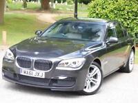2011 BMW 7 Series 3.0 730d M Sport 4dr