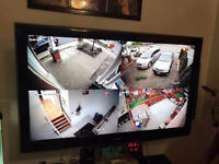 4 Full HD Camera 1080P with installation only $1200 with warrant