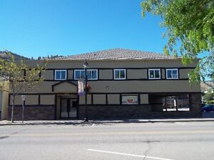 Commercial Unit in Summerland! 2 Strata Titled Properties!