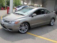Honda Civic Cpe 2dr Man Si 2008