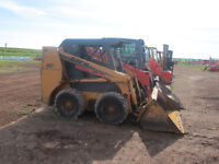 CASE 410 SKID STEER Moncton New Brunswick Preview