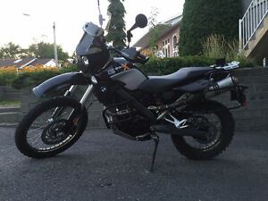 BMW G650 X-COUNTRY 2007 avec ABS