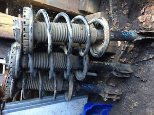 96-99 Subaru Legacy GT rear shock