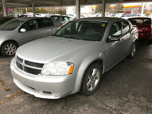 2008 Dodge Avenger SXT Low KM