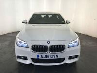 2015 BMW 520D M SPORT DIESEL 1 OWNER 190 BHP SERVICE HISTORY FINANCE PX