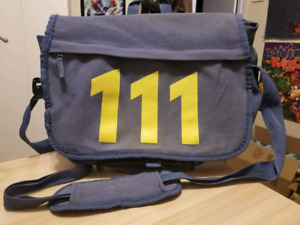 Loot Crate Exclusive Fallout 4 Messenger laptop Bag