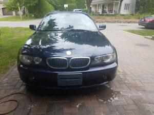 2005 bmw 330 ci decapotable