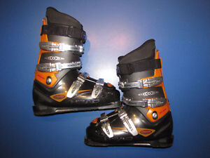HEAD WORLDCUP CROSS SKI BOOTS, SIZE 27.0-27.5  boots