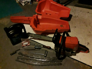 Looking to trade still ms250 chain saw
