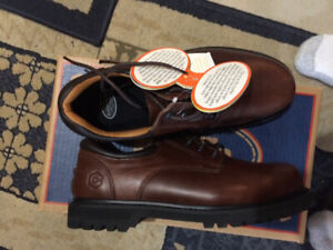 Safety shoes size 9 JB Goodhue