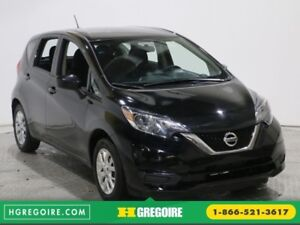 2017 Nissan Versa SV A/C GR ELECT MAGS BLUETOOTH CAMERA RECUL
