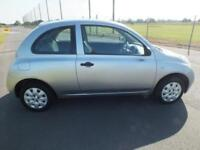 2005 (05) NISSAN MICRA 1.2 S 3DR
