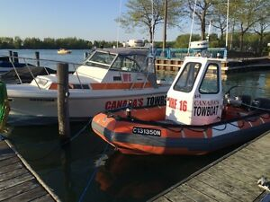 Free towing to ANY PORT you want to go! Windsor Region Ontario image 1