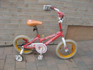 """14"""" wheel BMX Bikes for Girls"""