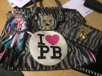 Genuine Paul's Boutique Bag With Matching Purse