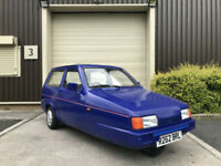 (R) 97 Reliant Robin LX Blue Petrol 848cc with 12 Month MOT, 3 Former Keepers