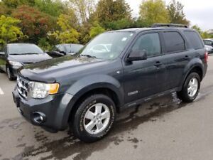 2008 Ford Escape AWD SUV *** Power Opts, AC, Cruise ***