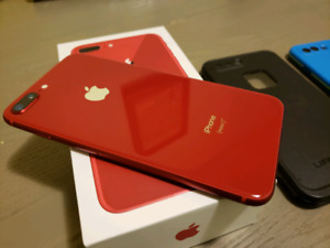 iPhone 8 Plus (Limited Edition Red)