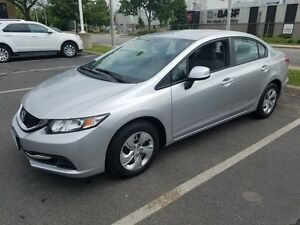 2014 Honda Civic Sedan 4 cyl  1.8L