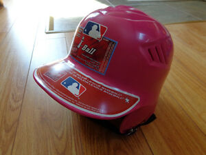 Rawlings Coolflo Pink T-Ball Helmet
