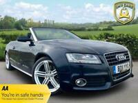2011 Audi A5 TDI S LINE CONVERTIBLE Diesel Manual