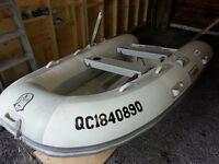 recherche transport pour petit bateau