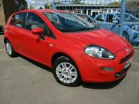 2012 Fiat Punto 1.2 Easy 5dr [Brio Pack] Hatchback Petrol Manual