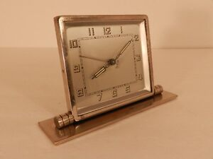 Vintage 1930's Art Deco Clock