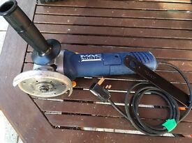 Mac allister angle grinder 230v excellent condition Makita dewalt bosch