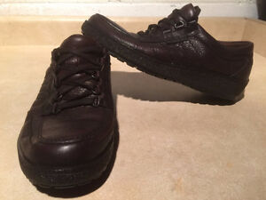 Men's Mephisto Leather Shoes Size 10