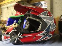 MotoX helmets