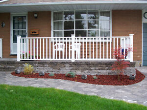 Free Estimates on Garden/Retaining Walls Sarnia Sarnia Area image 5