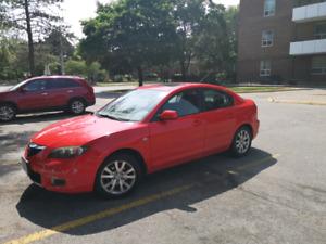 2007 Mazda 3 manual