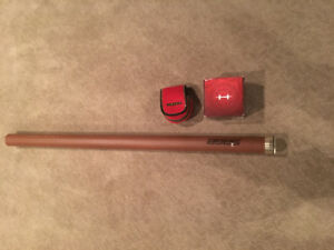 hatch reel and sage spey rod. fishing rod and reel.
