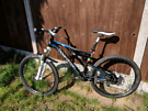 Boardman full suspension mountain bike Txc650b