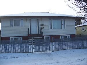 Two bedroom main basement suite close to Sask Poly Tec