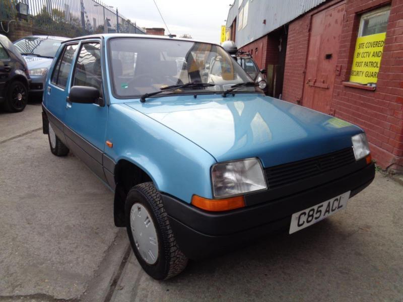 1985 Renault 5 5 AUTO 3 door Hatchback