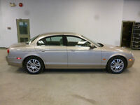 2005 JAGUAR S-TYPE 3.0 V6! LEATHER! MINT! ONLY $7,500!!!!
