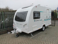 2017 Bailey Pursuit 400/2 TOTAL SAVINGS OF £1500 OFF RRP!