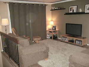 Charming 2 bedroom suite in beddington available Feb 1st