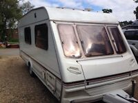 Swift 2001 4 berth in mint condition with awning